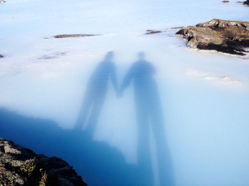 Fin du roadtrip - Blue Lagoon