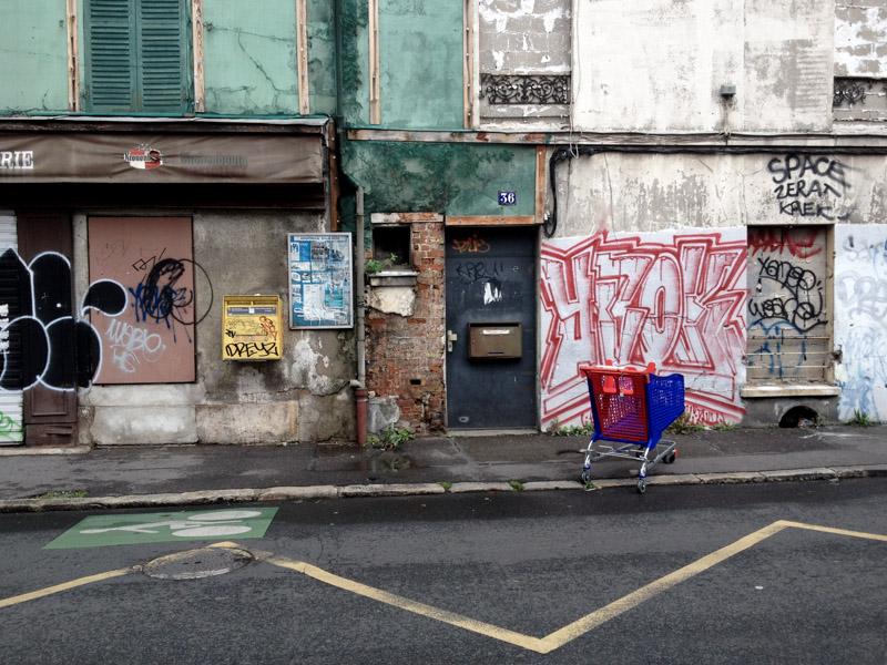 Projet 52 - Une rue de Montreuil