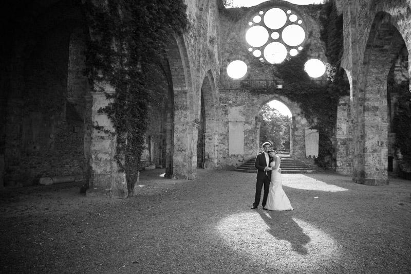 Photographe de mariage : couple