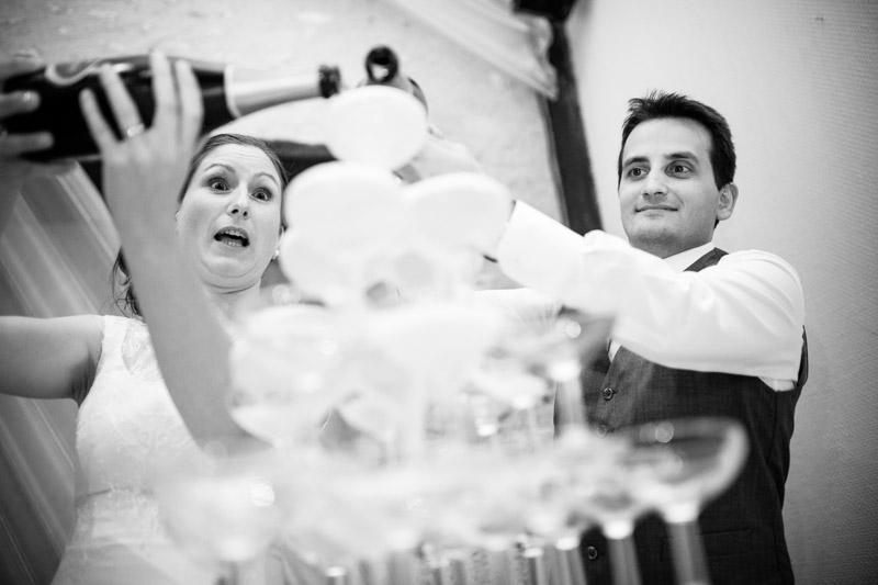 Photographe de mariage : soiree