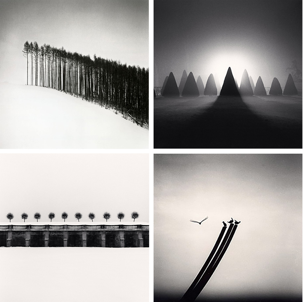 Inspiration Michael Kenna
