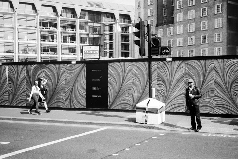 Découverte de Londres avec le rollei xf 35