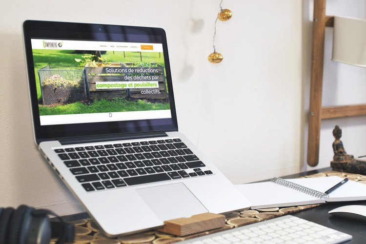 Création site web Komponere