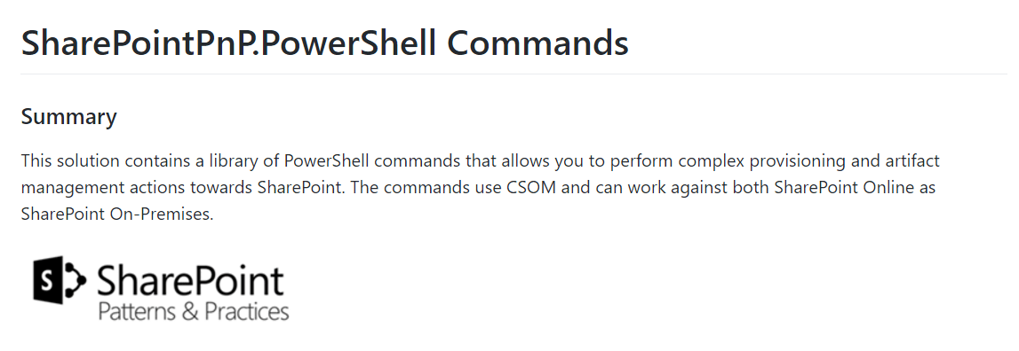 Creating A Site Template Web Using Pnp Powershell Provisioning