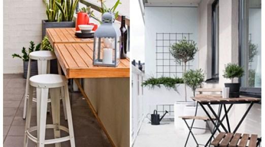 Houten Balkon Meubels : Inspiratie voor een knus balkon! thomas de aankoopmakelaar