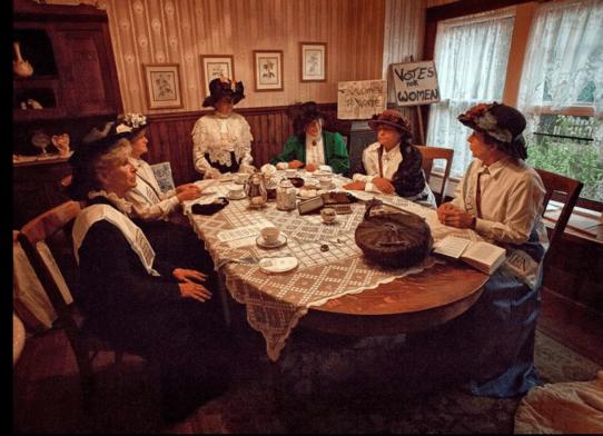 Suffragettes of Willamette