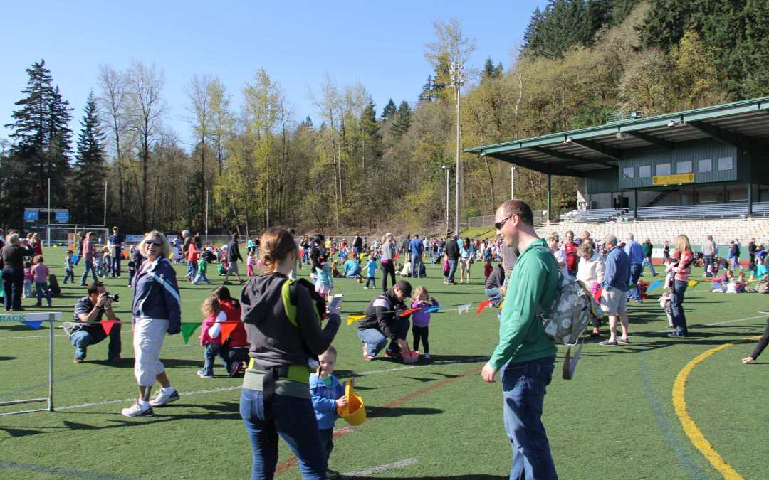 West Linn Easter Egg Hunt