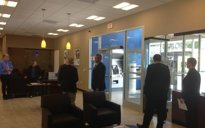 Chase Bank Opening