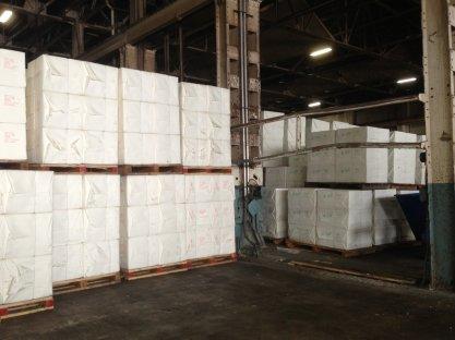 West Linn Paper Mill Pulp