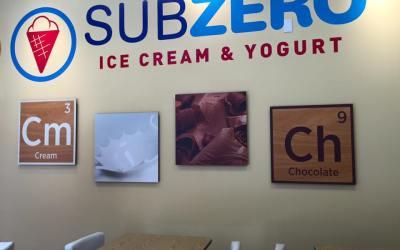 Subzero Ice Cream