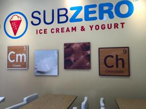 Subzero Wall