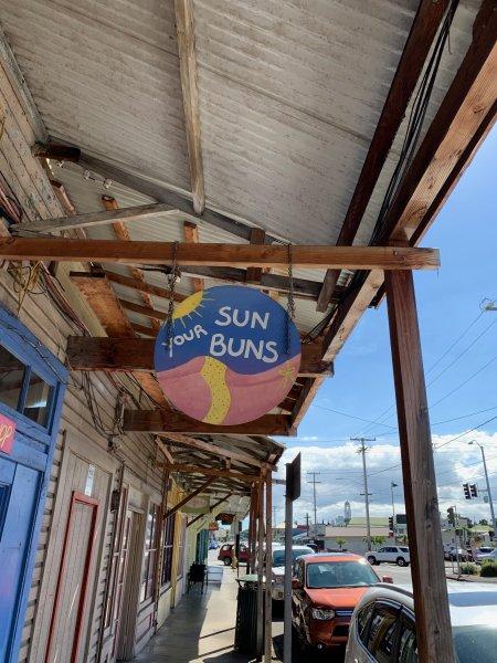 Your Sun Buns