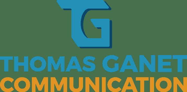 Thomas Ganet Communication Logo Couleur