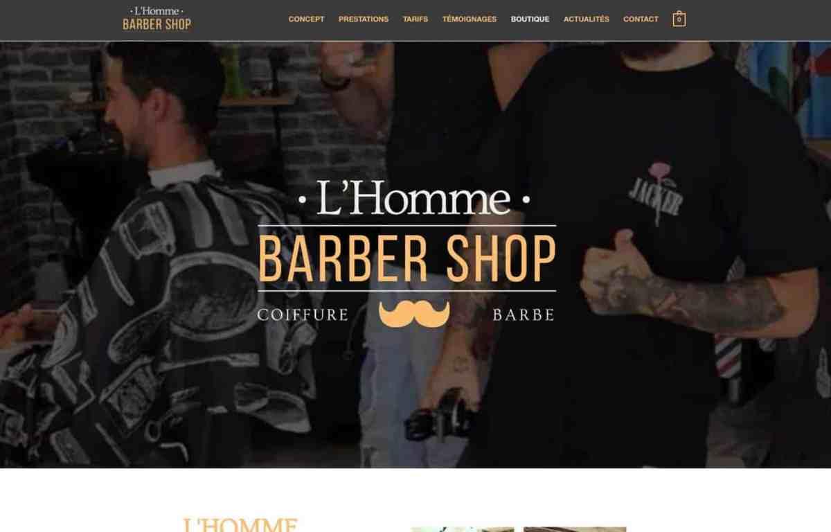 Lhomme Barber-Shop