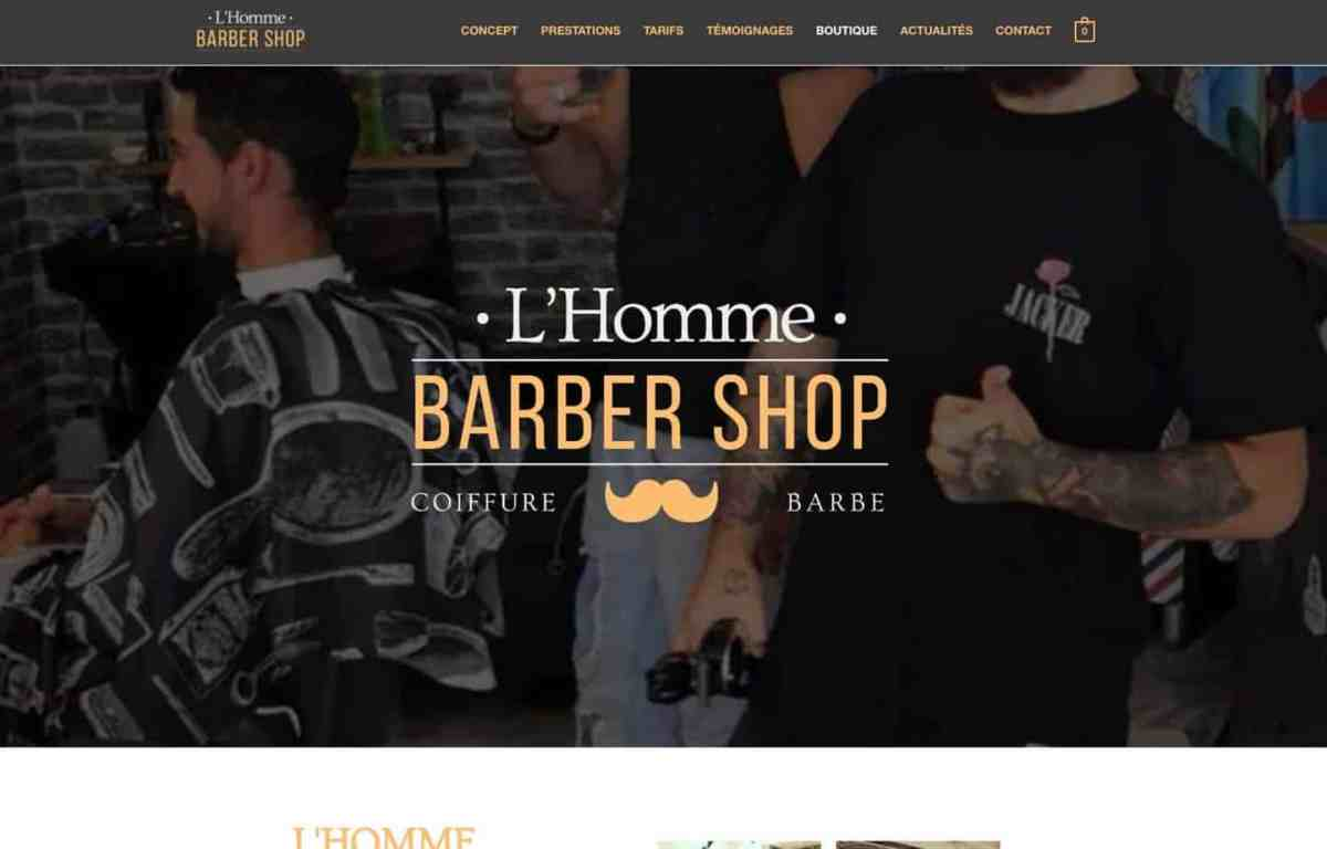 L'homme Barber Shop
