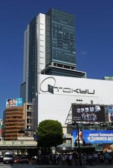 Shibuya Scrambling Crossing / Hikarie