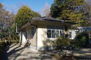 Haus der Familie Ōkawa in Den'enchōfu (田園調布の家(大川邸)