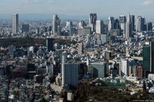 View from: Roppongi Hills