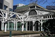 Shimbashi Bahnhof / Shimbashi Station