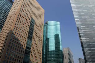 Shiodome Tower / City Center / Dentsu Bld