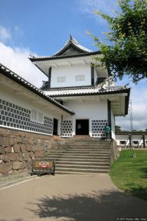 Kanazawa Castle Ishikawa-mon (金沢城石川門)