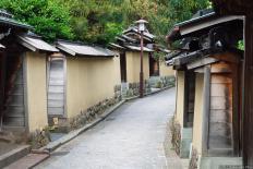 Nagamachi Samurai district (長町武家屋敷跡)