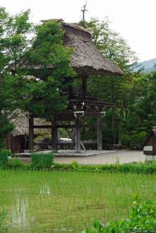 Shirakawa-gō (白川郷) / Myōzen-ji (明善寺
