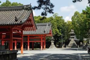 Sumiyoshi Taisha (住吉大社)