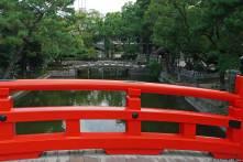 Sumiyoshi Taisha, Soribashi (住吉大社・反橋)