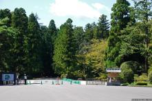 Kaiserliche Mausoleen von Musashi / Imperial Mausolea of Musashi (武蔵陵墓地)