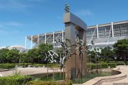 Makuhari Messe (幕張メッセ) - World Business Garden (ワールドビジネスガーデン)