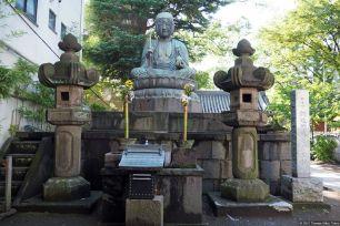 Honsen-ji (品川寺)