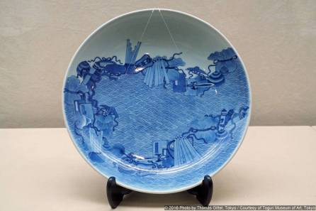 #28 Toguri Museum of Art (戸栗美術館) - Nabeshima (鍋島)
