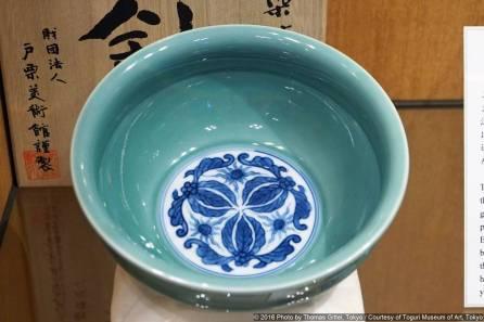 Toguri Museum of Art (戸栗美術館) - Sometsuke (染付) - Reproduction