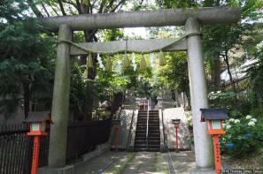 Seta Tamagawa Jinja ( 瀬田玉川神社)