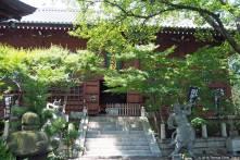 Nyorai-ji (如来寺) - Butsudō (仏堂)