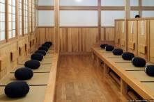 Daiyūzan Saijōji (大雄山最乗寺), Zen Meditation (座禅)