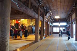 Daiyūzan Saijōji (大雄山最乗寺), Hondō (本堂)