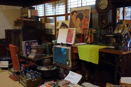 Wakasa, Kariya Dōri (若桜・カリヤ通り), Shōwa Toy Museum (昭和おもちゃ館)
