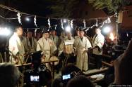 Ta'asobi (田遊び), Kitano Jinja (北野神社), Itabashi (板橋)