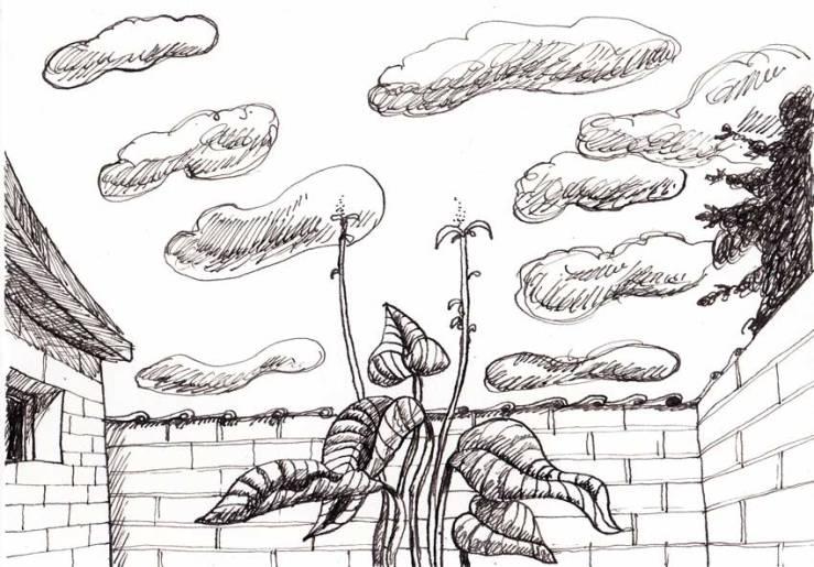 Groslier, dessin