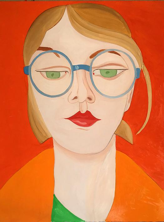 Groslier, peintures