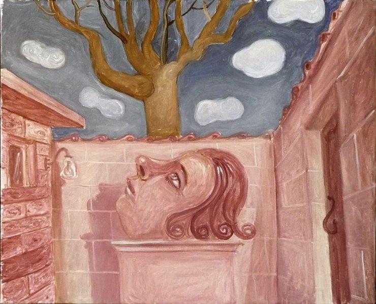 "Thomas Groslier ""La maison du peintre"" 2012"