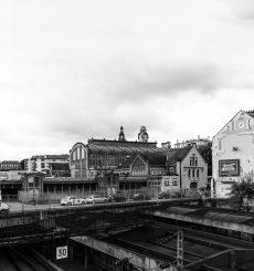 Gare rouen rive droite Rouen Thomas Hammoudi
