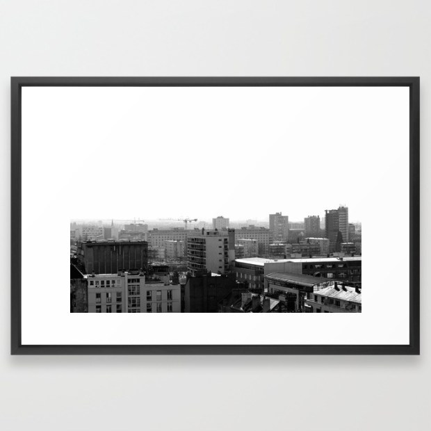 a-citys-contrast-rouen-framed-prints