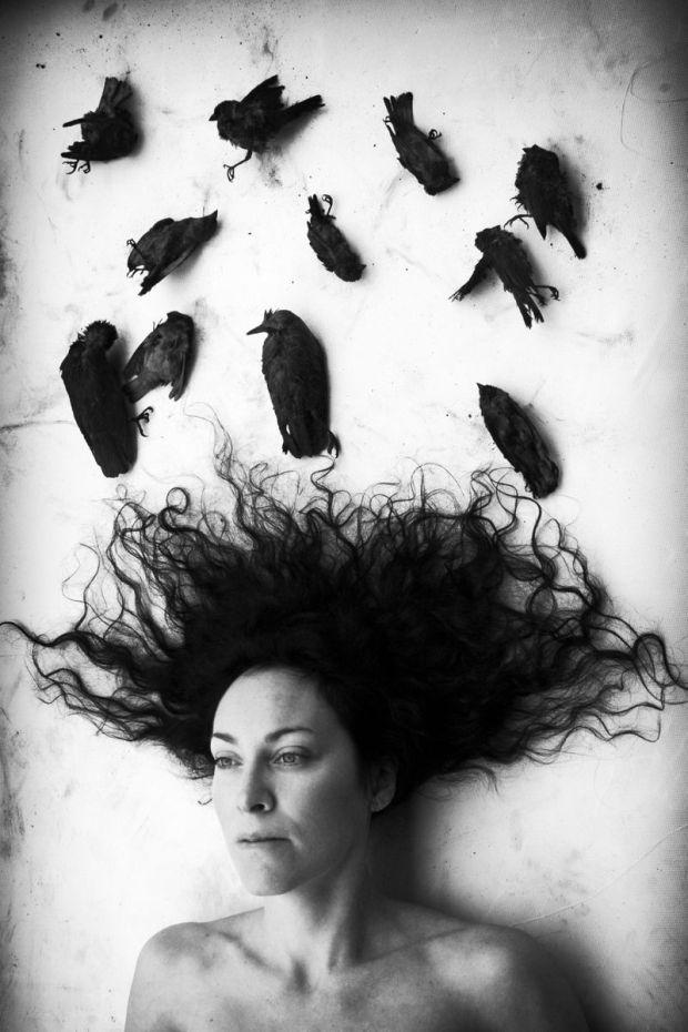 Graciela-iturbide-oiseaux