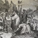 Demanding sacrifices to the baalim
