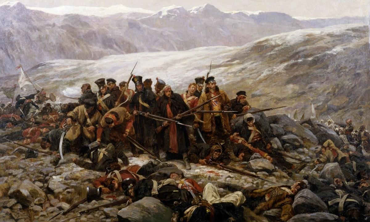 UnClausewitzian wars