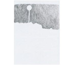 O.T., 2003, Buntstift auf Papier, 29,7 x 21cm