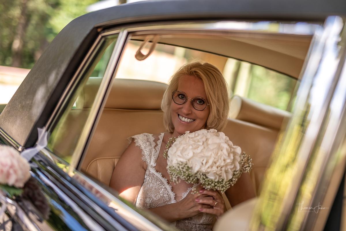 Brautpaarshooting, Hochzeit